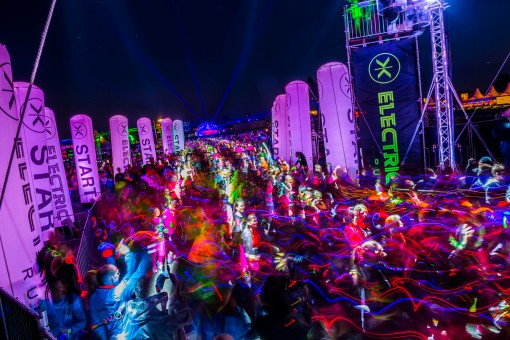 Electric Run Malaysia 2017 Takes Place At Anjung Floria Precinct 4 Putrajaya On 29 July Each Registration Is Priced Rm78 Limited Early Bird