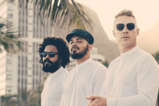 Major Lazer Press BR 2015-0035-L