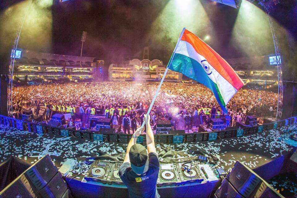 History was made in Mumbai with Hardwell's 'World's ...