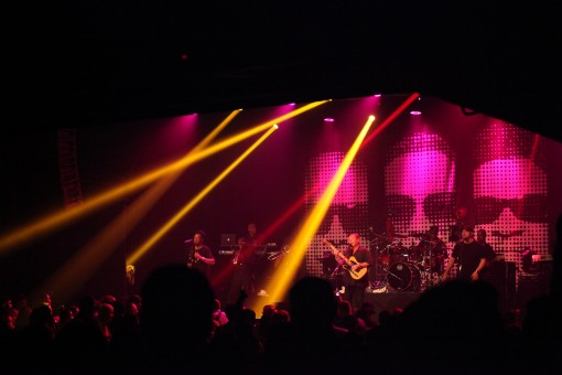 UB40 live in KL featuring three original members