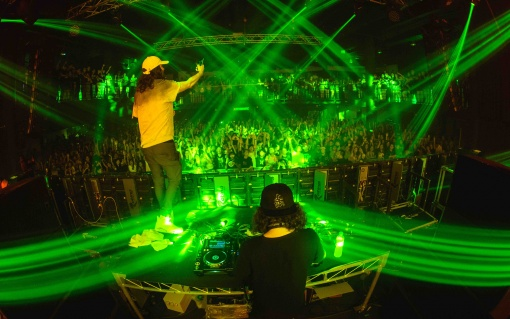 Heineken Live Your Music - DVBBS engaging with Malaysian fans - Photo by © All Is Amazing