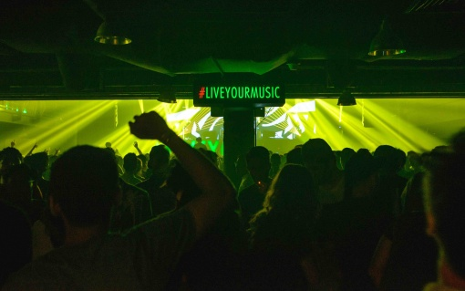 Heineken Live Your Music - KL Live saw a full house crowd as Live Your Music returned with DVBBS & Dash Berlin - Photo by © All Is Amazing