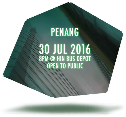 shape your city penang