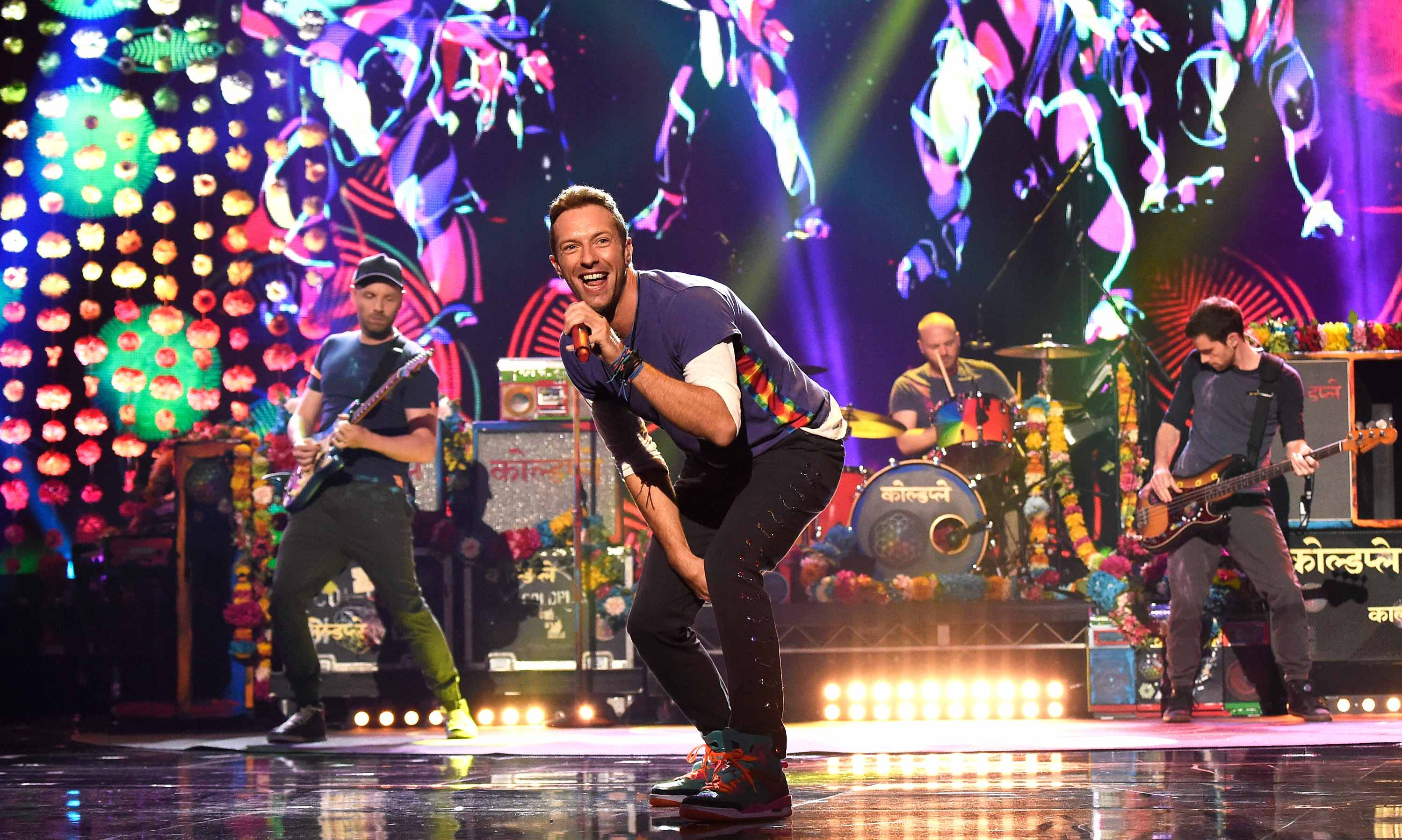 Image result for coldplay concert